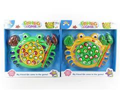 B/O Fishing Game W/M(2C) toys