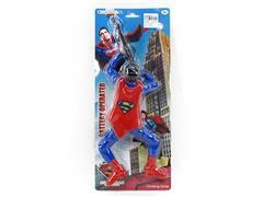 B/O Climber Super Man toys