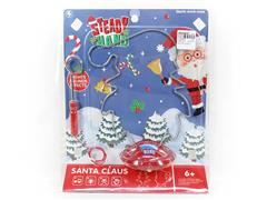 Induction Christmas Man toys