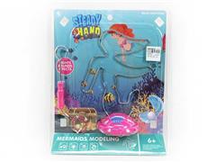 Induction Mermaid toys