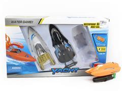 B/O Boat(3in1) toys