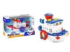 B/O universal Cruise Ship W/L_M(2C) toys