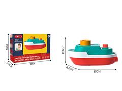 B/O Water Jet Boat toys