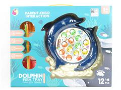 B/O Fishing Game(3C) toys