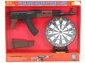 B/O Gun W/Infrared & Induce   Dart_Target(2C)