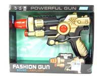 B/O 8 Sound Gun W/Infrared_L