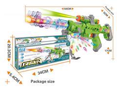 幻影超级电动枪带灯光声音