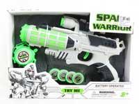 B/O Gun Set W/L
