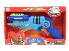 B/O Speech Gun W/L toys