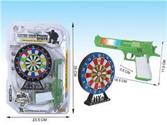 B/O Gun W/L_S_Infrared toys
