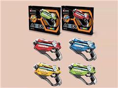 B/O Gun(2in1) toys