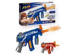 B/O Sound Gun W/L(2C) toys