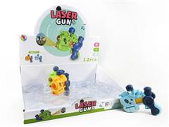 B/O Projection Gun(12in1) toys