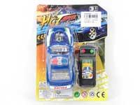 Wire Control Police Car(4C)