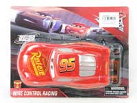 Wire Control Racing Car