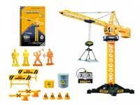 Wire Control Construction Car 4Ways W/L