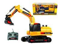 Wire Control Construction Car 6Ways W/L