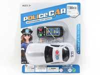 Wire Control Police Car