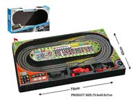 1:64 Wire Control Railcar Set