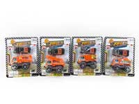 Wire Control Construction Truck(4S)