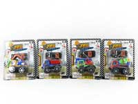 Wire Control Construction Truck(4S) toys