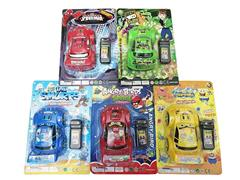 Wire Control Car(5S) toys