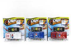 Wire Control Police Car(3C) toys