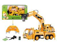 R/C Construction Car 8Ways W/L_Charge
