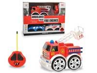 R/C Fire Engine 2Ways W/L