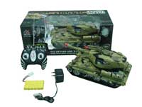 R/C Tank W/Charge