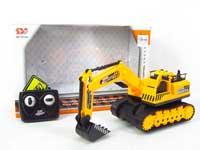 R/C Construction Truck 4Ways W/L(2C)