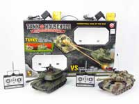 R/C Tank W/Charge(2in1)