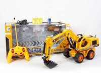 R/C Construction Truck W/Charge