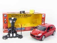 1:12 R/C Car W/Charge(2C)
