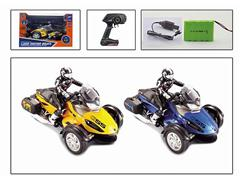 1:6 R/C Motorcycle W/Charge