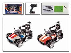 1:8 R/C Motorcycle 4Ways W/Charger