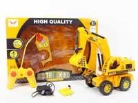 1:18 R/C Construction Truck 5Ways W/L_Charge