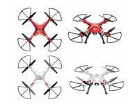 R/C 4Axis Drone 4Ways W/Gyro(2C)