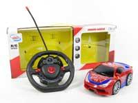 R/C Racing Car 4Ways W/L