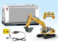 1:16 R/C Construction Car 17Ways W/Charge