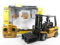 2.4G1:10 R/C Construction Truck 8Ways W/Charge