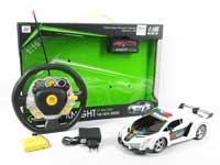 1:16 R/C Police Car 4Ways with Light_Charger