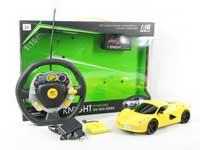 1:16 R/C Car 4Ways W/L_Charge