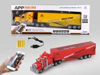 R/C Container Truck 4Ways W/L_Charge