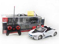1:12 R/C Car 5Ways W/Charge