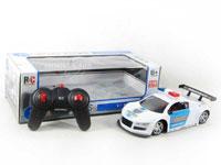 R/C Police Car 4Ways