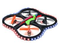 R/C 4Axis Drone 4Ways W/L