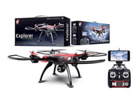 2.4G R/C 4Axis Drone 4Ways