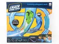 R/C High Speed Pipeline Car
