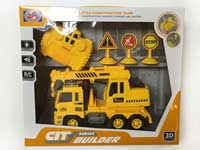 R/C Construction Truck 2Ways W/L_M